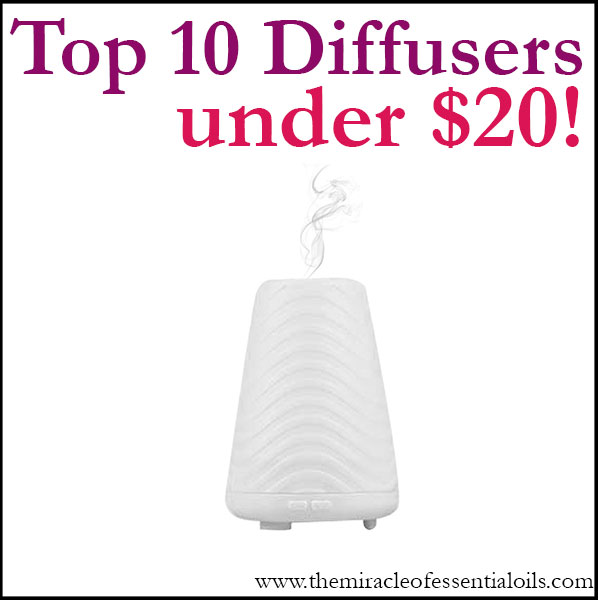 top 10 essential oil diffusers until $20