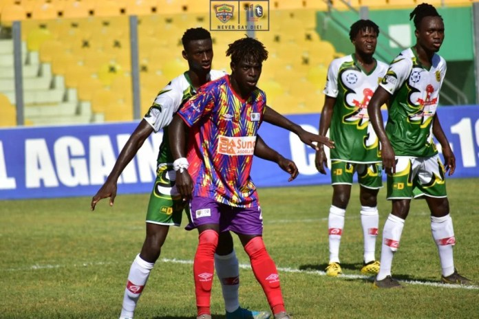 CAF Champions League: Hearts of Oak Progresses To Next Stage