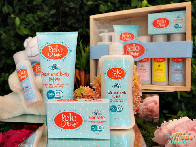 belo baby poducts