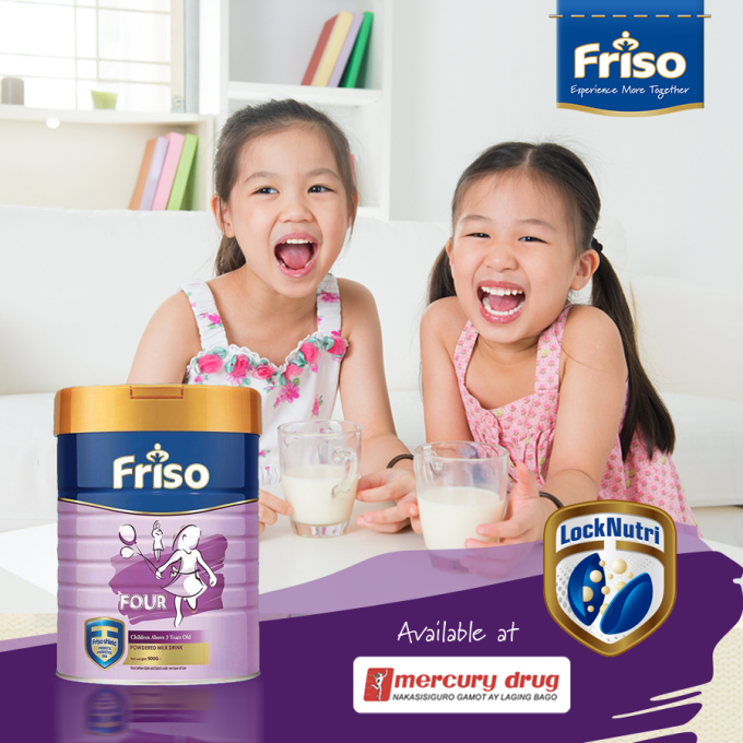 friso four mercury drug promo