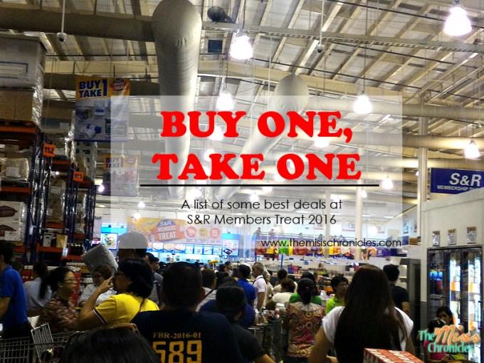 s&r members treat sale 2016