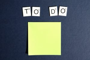 inbound marketing strategy, to do lists