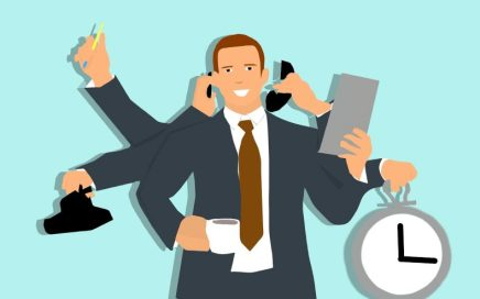 time management, multi-tasking, sales