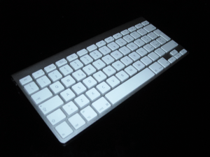Apple Wireless Aluminium Keyboard