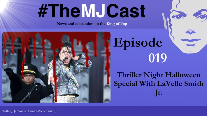 Episode 019 - Thriller Night Halloween Special With LaVelle Smith Jr. YouTube Art