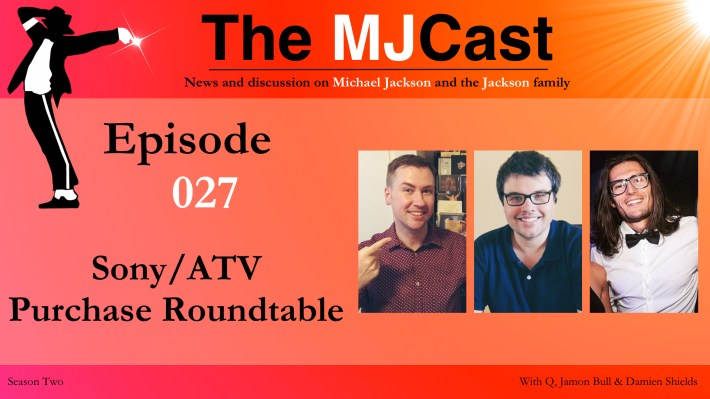 Episode 027 - Sony:ATV Purchase Roundtable Show Art