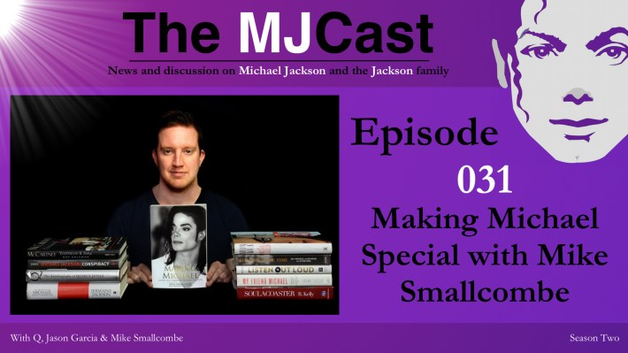 Making Michael Special with Mike Smallcombe Show Art