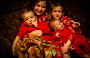 Christmas with Them Kids
