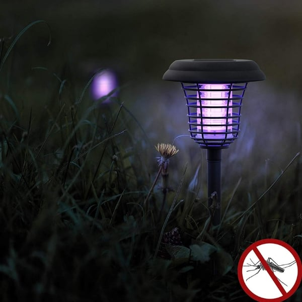 UV Solar Zap Light Bug Repellent