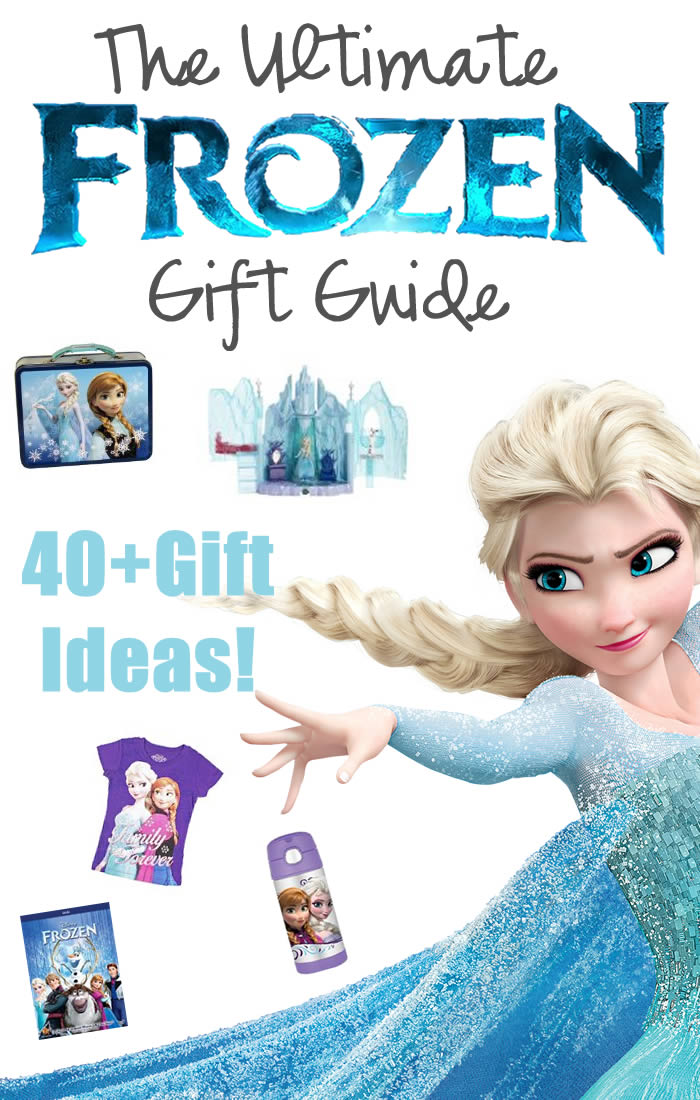 Frozen Gift Ideas
