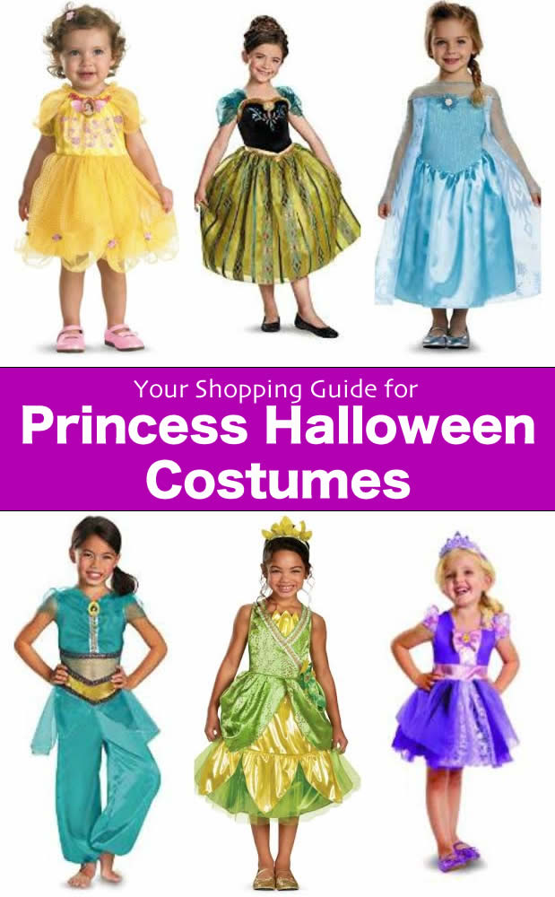 Princess Halloween Costumes
