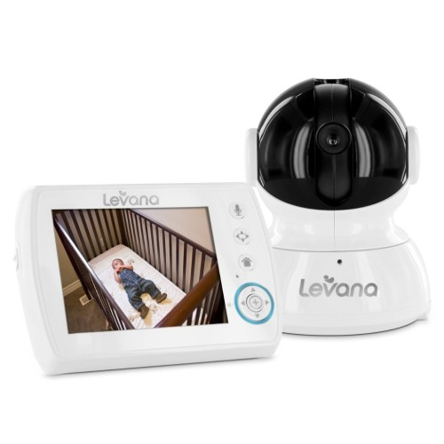Baby Monitor to help toddler stay in bed