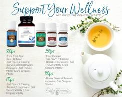 September Young Living Promo