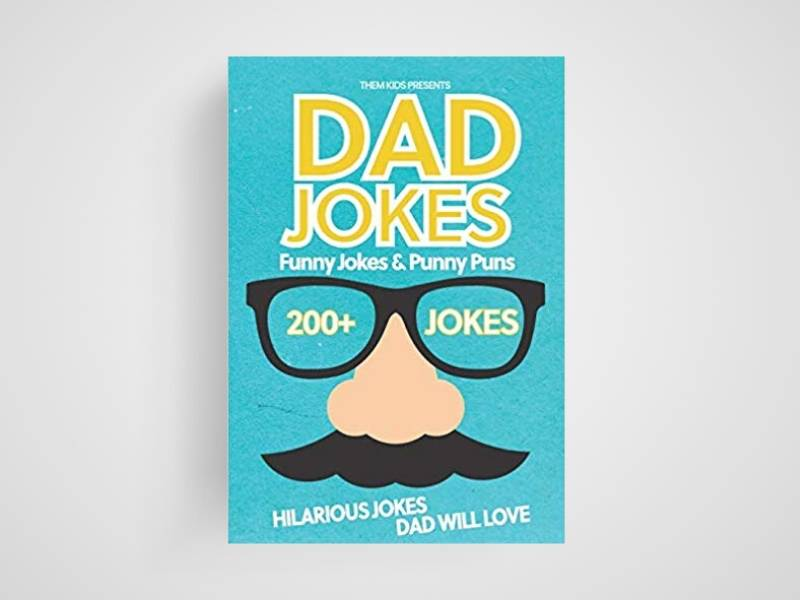 dad jokes and puns book