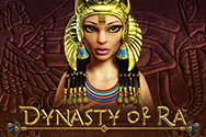 Canadian slots - Dynasty of Ra