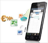 Top three apps for Samsung Galaxy S2