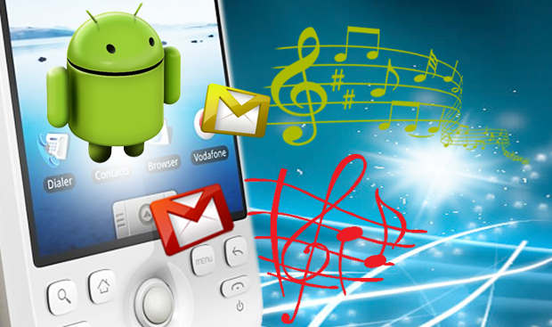 How to get SMSes, call list of Android mobile on Gmail