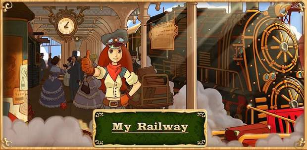 My Railways toots its way to Android