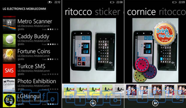 LG Windows Phone devices to get Photo Exhibition app