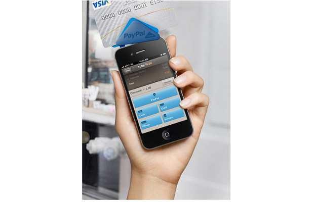 PayPal announces Card Reader, app for Android, iOS