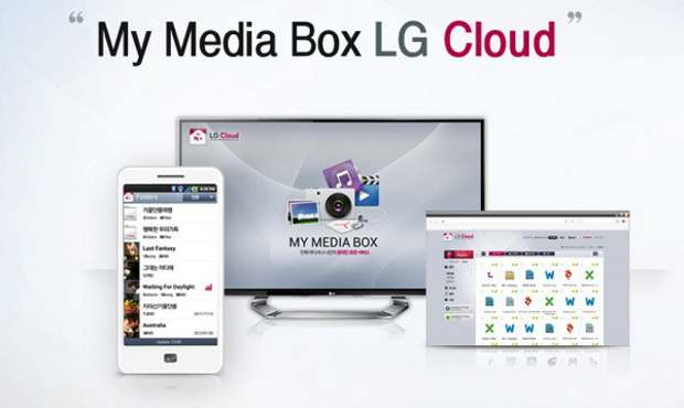 LG announces cloud services for Android smartphones