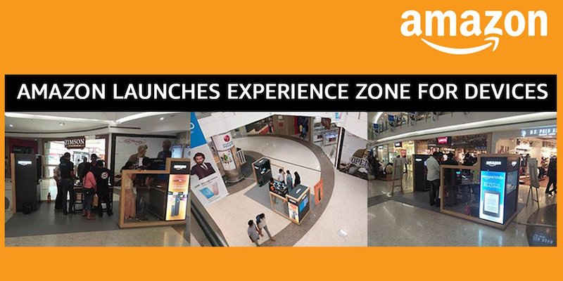 Amazon India opens its first Experience Zone in Bengaluru