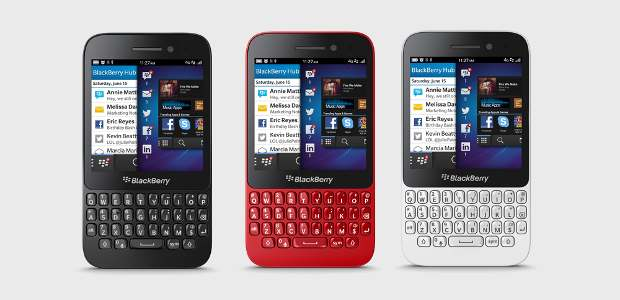 Blackberry Q5 coming next week for Rs 25,000
