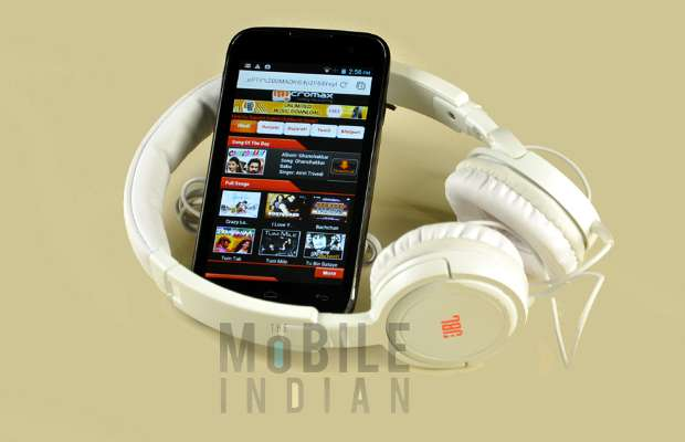 Micromax Canvas Music A88 review: Does it shake anything at all?