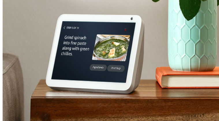 Amazon Echo Show 8 launched in India for Rs 12,999