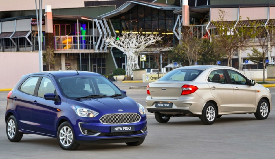 2018 Ford Figo, Aspire facelift unveiled,  huge discount on old stock