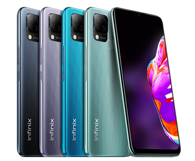 Infinix Hot 10S with 6.82-inch 90Hz display, 6000mAh battery launched in India
