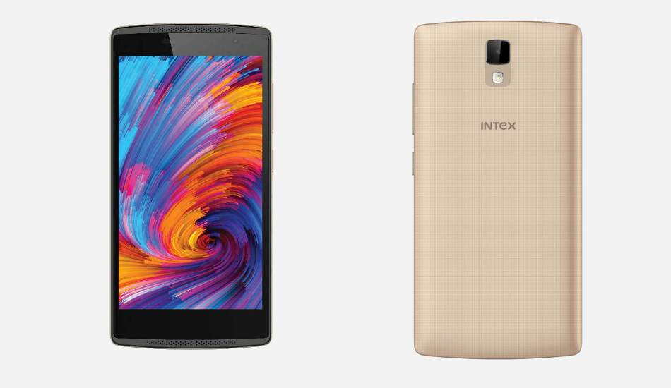 Intex Cloud Jewel with 4G, 5-inch HD display launched at Rs 5,999