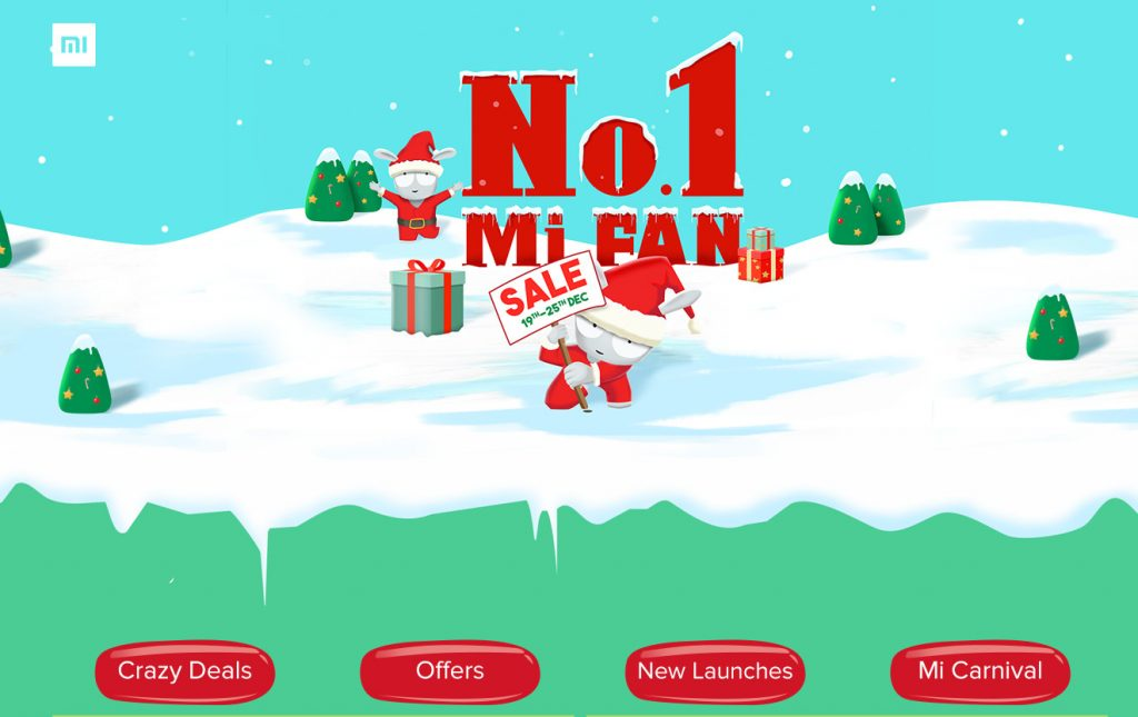 Xiaomi No. 1 Mi Fan Sale from December 19 to 25: Discounts on Redmi K20 Pro, Redmi Note 7 Pro, and more