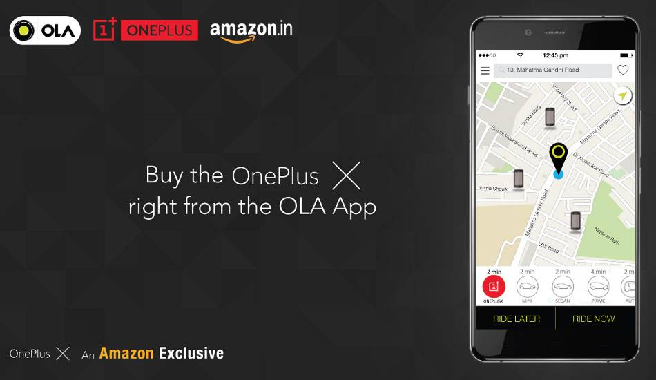 OnePlus X Champagne Edition to be available tonight at Rs 16,999