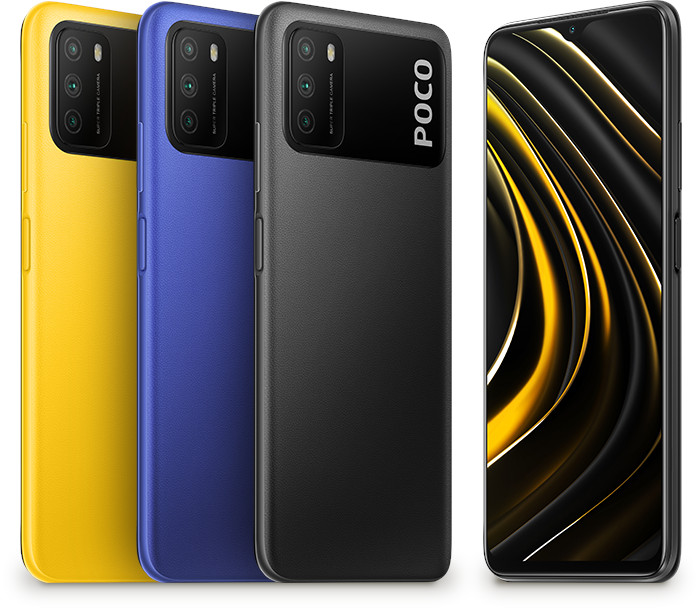 Poco M3 launched in India starting at Rs 10,999