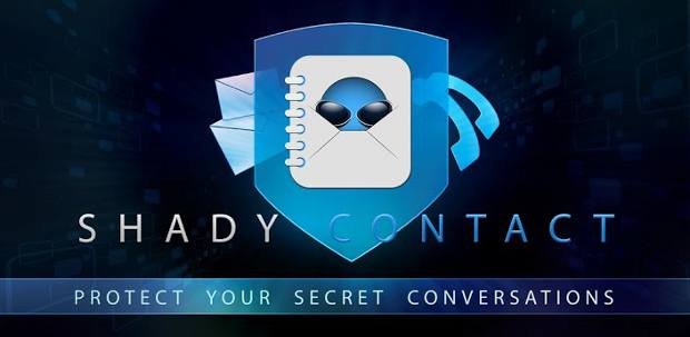Have sensitive info, get Shady Contacts Android app
