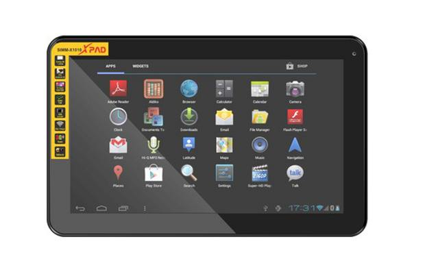 Simmtronics launches cheapest 10 inch tablet in India