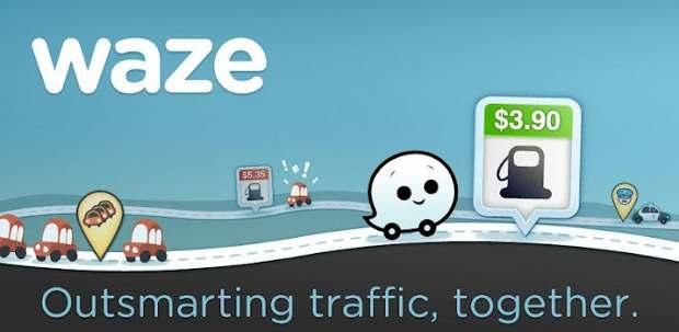 App Review: Waze Social GPS