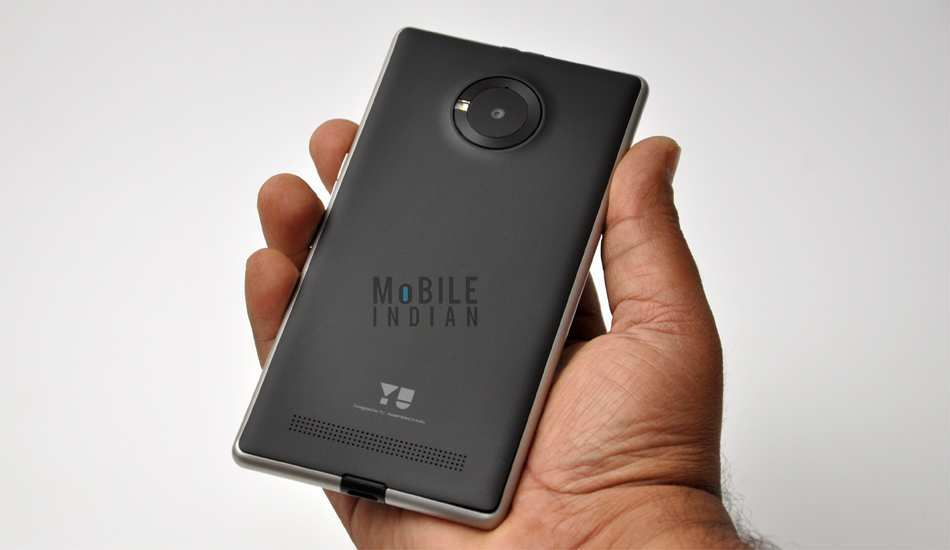 New Yu Yuphoria version with 3 GB RAM spotted