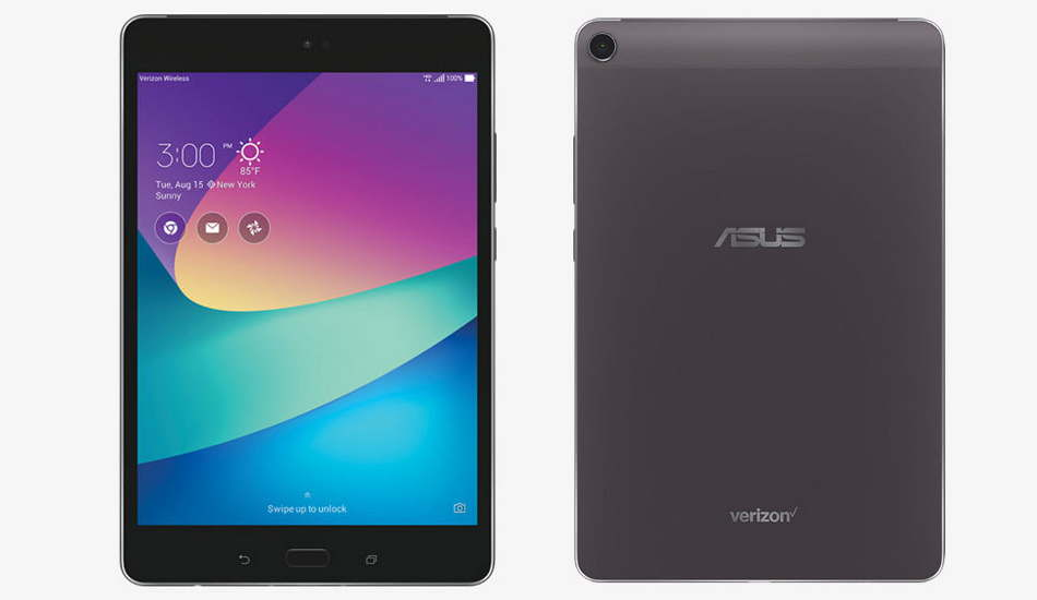 Asus ZenPad Z8s unveiled with 7.9-inch display, Android Nougat