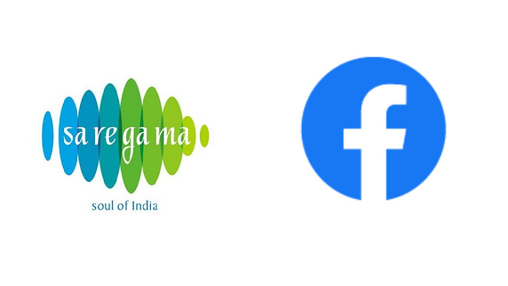 Facebook partners with Saregama to provide music to its users