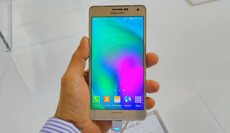 Samsung Galaxy A7 (2018) receives Android 10 update in India