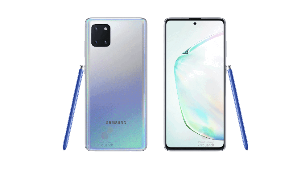 Samsung now rolling out One UI 2.1 update for Galaxy Note 10 Lite in India