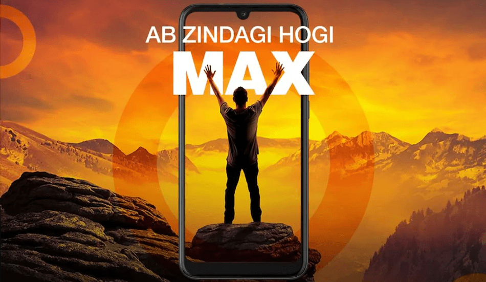 Gionee Max with 5000mAh battery launched in India