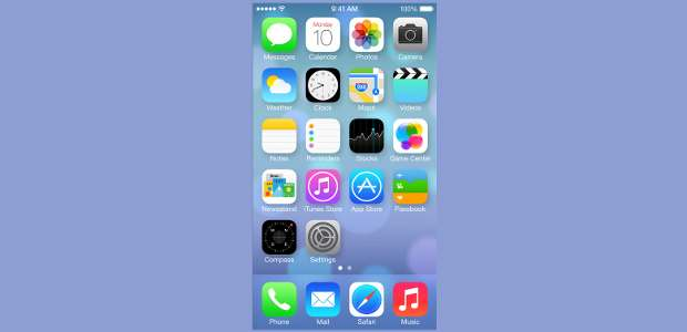 Apple iOS 7.0.3 software update arrives to fix sensor issues