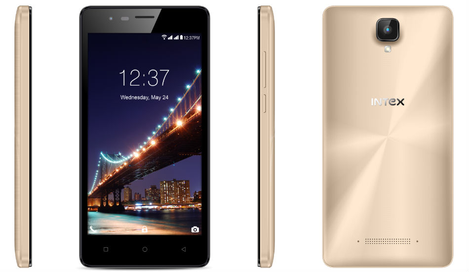 Intex Aqua Lions 2 with 4G VoLTE support, Android Nougat launched in India