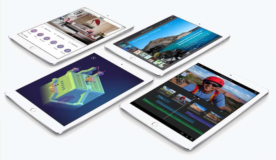 Apple iPad Air 2 launched for Rs 35,900