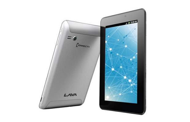 Lava Connect+ 3G calling tablet is now available for Rs 8,499