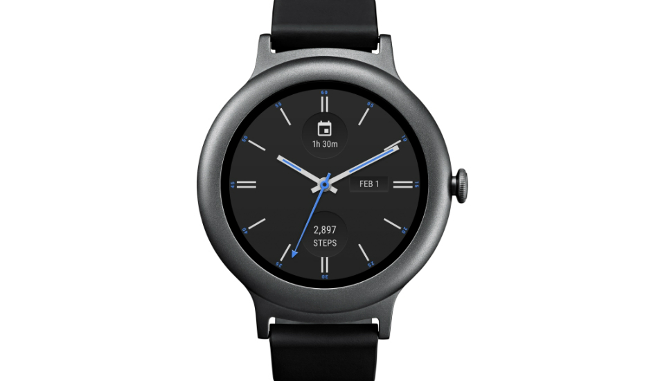 LG set to bring Watch Timepiece with Wear OS