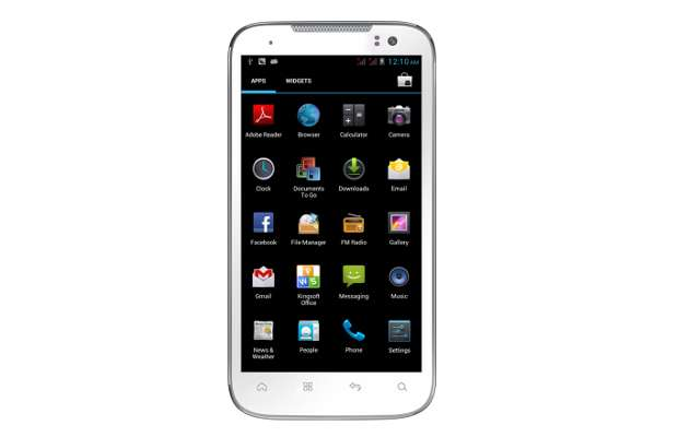 Maxx launches two big display bearing Android smartphones under Rs 12K